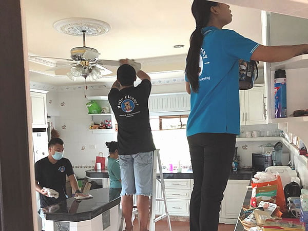 Hello Cleany cleaning company photo-2